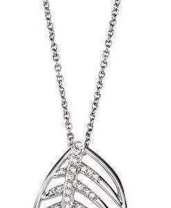 Morellato Foglie Stainless Steel SAKH11 Womens Necklace