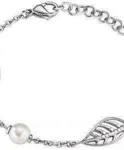 Morellato Foglie Stainless Steel SAKH18 Womens Bracelet