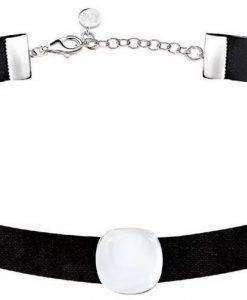 Morellato Gemma Stretch Sterling Silver Cuff SAKK14 Womens Bracelet