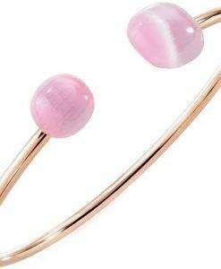 Morellato Gemma Sterling Silver Rose Gold Tone SAKK27 Womens Bracelet