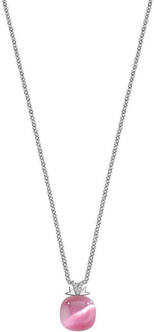 Morellato Gemma Sterling Silver SAKK54 Womens Necklace