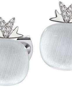Morellato Gemma Sterling Silver SAKK59 Womens Earring