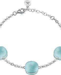 Morellato Gemma Sterling Silver SAKK83 Womens Bracelet
