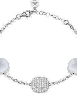 Morellato Gemma Sterling Silver SAKK19 Womens Necklace