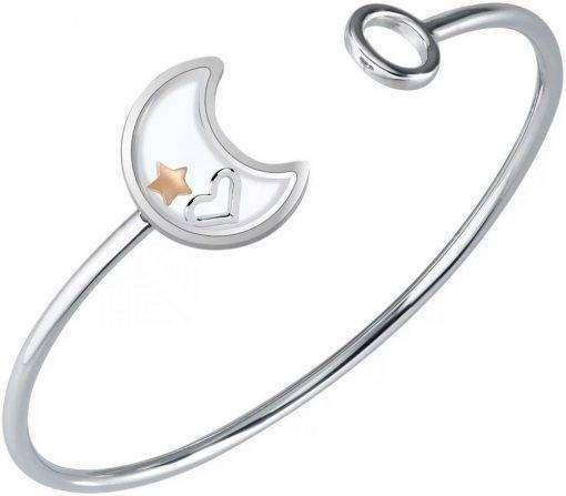 Morellato Scrigno DAmore Silver Rhodium Plated SAMB07 Womens Bracelet