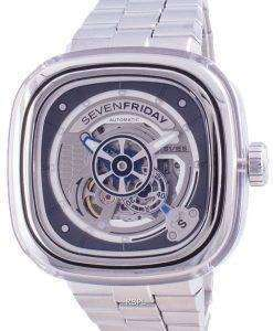 Sevenfriday S-Series Automatic S101M SF-S1-01M Mens Watch