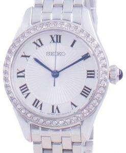 Seiko Discover More Diamond Accents Quartz SUR333 SUR333P1 SUR333P Womens Watch