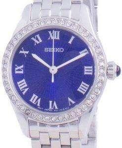 Seiko Discover More Diamond Accents Quartz SUR335 SUR335P1 SUR335P Womens Watch