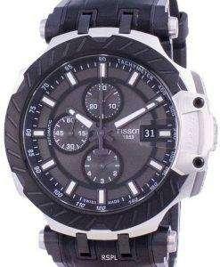 Tissot T-Race Chronograph Automatic T115.427.27.061.00 T1154272706100 100M Mens Watch
