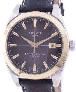 Tissot Gentleman Powermatic 80 Silicium Automatic T927.407.46.061.01 T9274074606101 Mens Watch