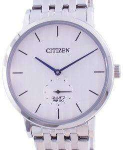 Citizen Silver Dial Stainless Steel Quartz BE9170-56A Mens Watch