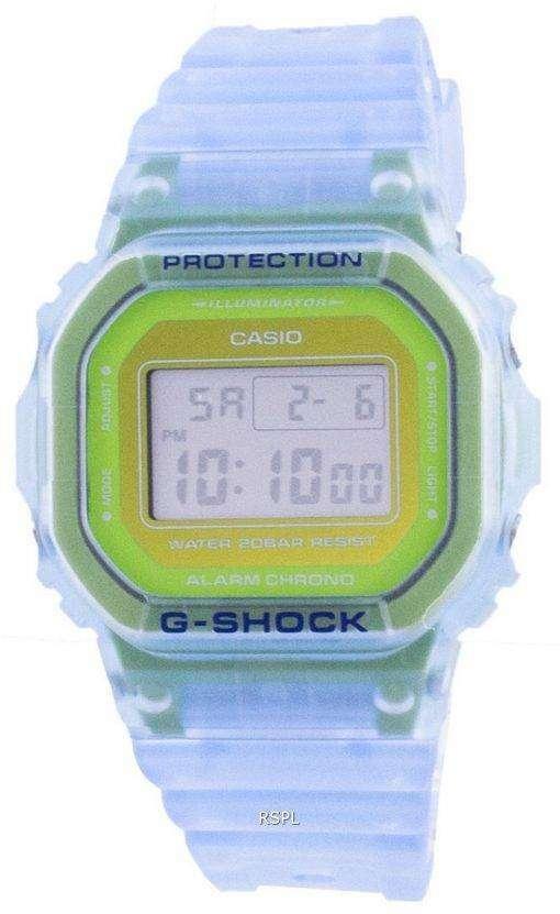 Casio G-Shock Digital Quartz DW-5600LS-2 DW5600LS-2 200M Mens Watch