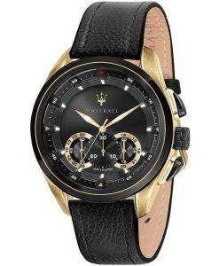 Maserati Traguardo Chronograph Quartz R8871612033 100M Mens Watch