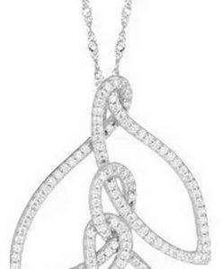 Morellato 1930 Sterling Silver SAHA04 Womens Necklace