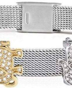 Morellato Sensazioni Stainless Steel Mesh SAJT27 Womens Bracelet