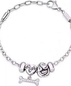 Morellato Drops Stainless Steel SCZ716 Womens Bracelet