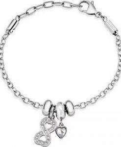 Morellato Drops Stainless Steel SCZ927 Womens Bracelet
