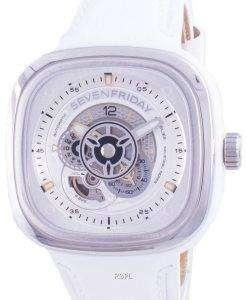 Sevenfriday P-Series Automatic P1C01 SF-P1C-01 Mens Watch