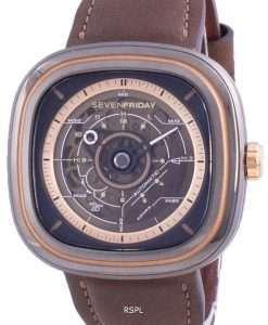 Sevenfriday T-Series Revolution Automatic T2/02 SF-T2-02 Men's Watch