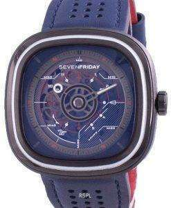Sevenfriday T-Series Automatic T301 SF-T3-01 Mens Watch