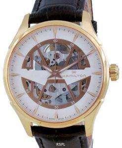 Hamilton Jazzmaster Skeleton Automatic H42505510 Men's Watch