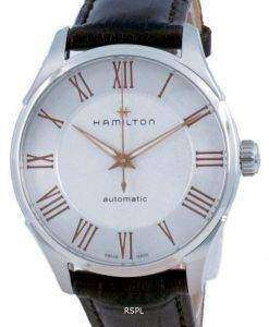 Hamilton Jazzmaster Automatic White Dial H42535550 Men's Watch