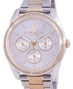 Coach Preston Quartz Diamond Accents 14503268 Women's Watch