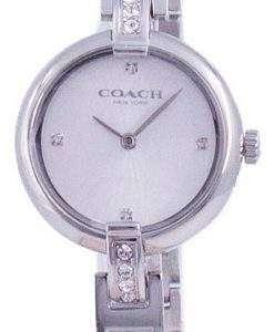Coach Chrystie Diamond Accents Quartz 14503316 Women's Watch