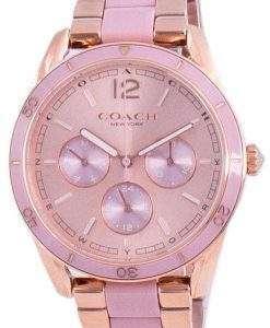 Coach Preston Quartz Rose Gold 14503467 Women's Watch