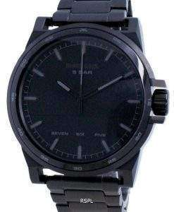 Diesel D-48 Black Dial Stainless Steel Quartz DZ1934 Men's Watch