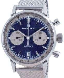 Hamilton American Classic Intra Matic Automatic H38416141 100M Men's Watch