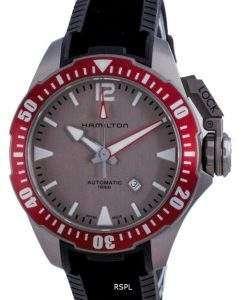Hamilton Khaki Navy Frogman Titanium Automatic H77805380 100M Men's Watch
