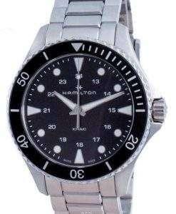 Hamilton Khaki Navy Scuba Quartz H82201131 100M Men's Watch