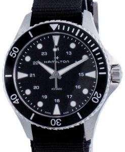 Hamilton Khaki Navy Scuba Quartz H82201931 100M Men's Watch