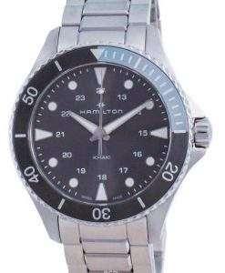 Hamilton Khaki Navy Scuba Quartz H82211181 100M Men's Watch
