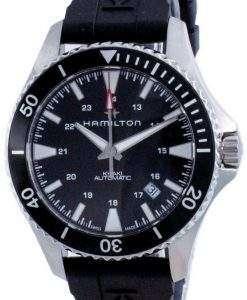 Hamilton Khaki Navy Scuba Automatic H82335331 100M Men's Watch