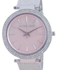 Michael Kors Darci Quartz Diamond Accents MK4518 Women's Watch