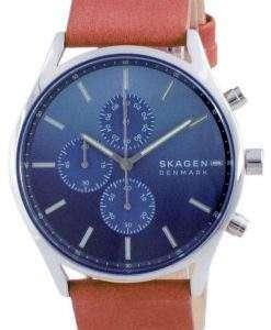 Skagen Holst Stainless Steel Chronograph Quartz SKW6732 Men's Watch