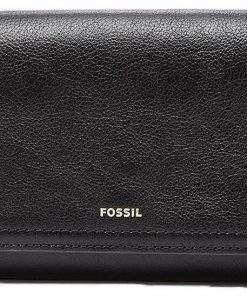 Fossil Logan RFID Flap Over SL7833001 Women's Wallet