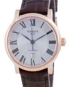 Tissot T-Classic Carson Automatic T122.207.36.033.00 T1222073603300 Women's Watch