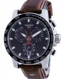 Tissot T- Sport Supersport Chronograph Quartz T125.617.16.051.01 T1256171605101 100M Men's Watch