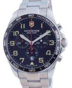 Victorinox Field Force Swiss Army Quartz 241855 100M Mens Watch