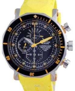 Vostok Europe Lunokhod 2 Quartz Diver's YM86-620A505-LS 300M Men's Watch