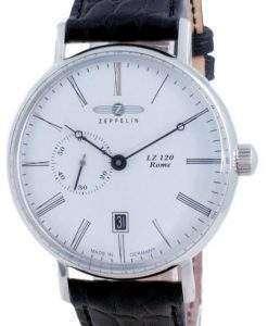 Zeppelin LZ120 Rome White Dial Automatic 7104-1 71041 Men's Watch