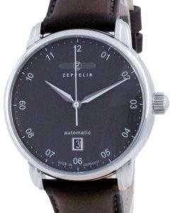 Zeppelin New Captain's Line Black Dial Automatic 8652-2 86522 Men's Watch