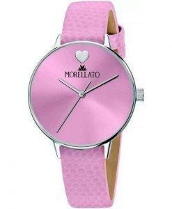 Morellato Ninfa Pink Dial Quartz R0151141527 Womens Watch