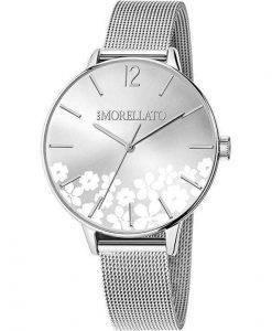 Morellato Ninfa Silver Dial Quartz R0153141528 Womens Watch