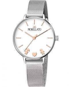 Morellato Ninfa White Dial Quartz R0153141546 Womens Watch