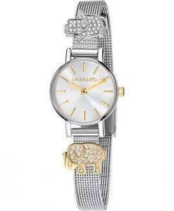 Morellato Sensazioni Diamond Accents Quartz R0153142513 Womens Watch