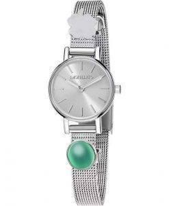 Morellato Sensazioni Silver Dial Quartz R0153142519 Womens Watch